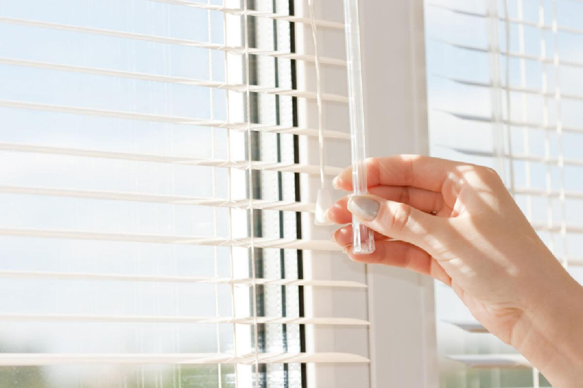 uPVC Window Blinds York